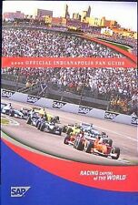 2002 Official Fan Guide for the Formula 1 Grand Prix Indianapolis Motor Speedway