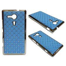 Carcasas Samsung color principal azul para teléfonos móviles y PDAs