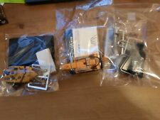 Konami Thunderbird series x3 models -  TB5, Firefly, Rec Vehicle