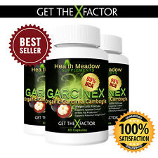 100% Pure Garcinia Cambogia Extract 95% HCA Weight Loss Diet Pills Fat Burner