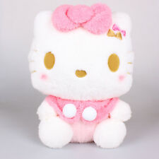"Licensed 13.7"" 35Cm Hello Kitty Sanrio X Sega Plush Toys Soft Stuffed Doll"