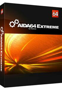 AIDA64 Extreme Licence Key