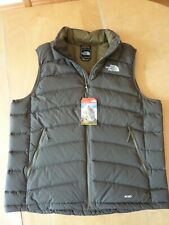 The North Face TNF La Paz 600 Men's Gilet Vest in colour Black Ink Green - BNWT
