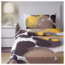 IKEA BOLLTISTEL Twin Duvet Cover and Pillow Set