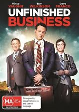 Unfinished Business (Dvd) Comedy - Vince Vaughn, Dave Franco, Tom Wilkinson Film