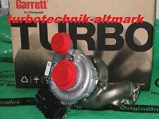 Gtb2060v gtb2060vk a6420901186 Garrett turbocompresseur MERCEDES BENZ 3,0 litres 6 cylindre.