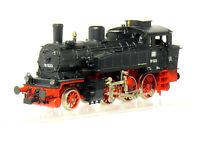 Liliput 9103 H0 Dc Locomotive à Vapeur Br 91 1323 De DB, Coulée Métal, Neuf Ovp