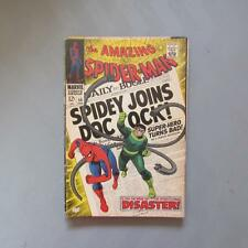 Amazing Spiderman 56 1st Captain Stacy FN SKUB22222 25% Off!
