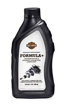 Harley Davidson 62600019 FORMULA+ TRANSMISSION AND PRIMARY CHAINCASE LUBRICANT