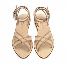 loeffler randall Ondine Strap Sandals In Mango Orange 5.5/35.5