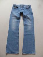 Diesel ZATINY wash 0888S Jeans Hose W 32 /L 32, Bootcut Denim mit TOP Waschung !