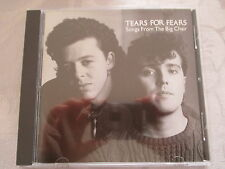 Tears For Fears - Songs From The Big Chair - CD no ifpi