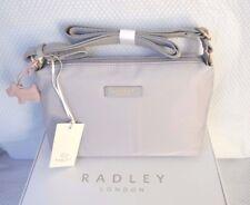 Radley Gift Boxed Barbican Grey Crossbody Shoulder Bag BNWT Brand New!