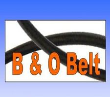 1 x Drive Belt for The Bang & Olufsen Beogram 1000 1001 2000 1200 1202 3000