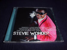 STEVIE WONDER Icon Pop/Soul CD 12 Tracks NEU+foliert!!!