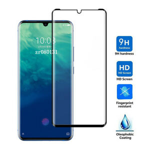 9H Full Cover Slim Tempered Glass Protector For ZTE Axon 11 10 10s Pro/10 Pro 5G