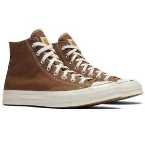 NIB*Converse X Carhartt Chuck 70*Mens*Hamilton Brown* Size 8-13*Sneaker
