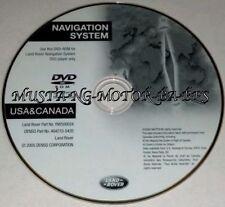 2005 Update 2006 2007 Land Rover LR3 Range Rover Navigation DVD YIW500024