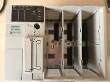 PLC Micro TSX 3750 / 08 / 10 Schneider TSX3750 / 08 / 10