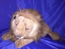 "Westcliff Collection Lion Stuffed Animal Plush Toy gorgeous mane realistic 30"""