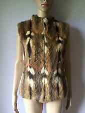 'S Max Mara Real Fur Vest Size 6