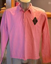 RG 512- Magnifique sweat homme rose - taille XL -  EXCELLENT ÉTAT