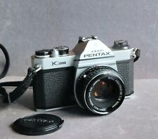 Pentax K1000 35mm Camera