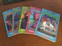 FIVE-PACK BUNDLE / LOT OF GOOSEBUMPS BOOKS -R.L. STINE