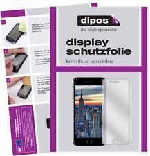 6x Apple iPhone 8 Schutzfolie klar Displayschutzfolie Folie Display Schutz dipos