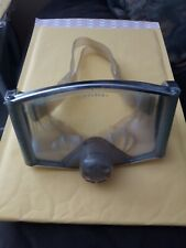 S diving goggles face mask tempered + glass breathing protection nose eye cover