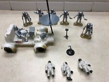 Vintage NASA Rover and Astronaut Figures