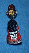 HARD ROCK CAFE 2005 London Skull w Bearskin Hat Pinapalooza Pin # 29656