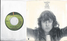 CHRIS HODGE * 45 * We're On Our Way * 1972 * APPLE * UNPLAYED MINT VINYL with PS