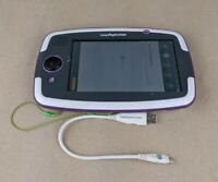 """LeapFrog LeapPad Platinum 7"""" 8GB WiFi  Learning Tablet Purple + Charge Cable"""
