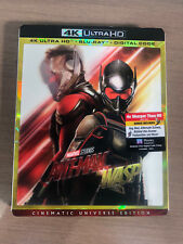 Ant Man and the Wasp - 4K UHD + Slip Cover (NO Blu-ray Disc or Digital Code)