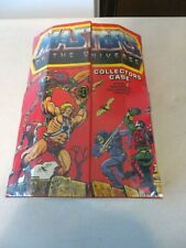 1980's Masters of the Universe He-Man 2 Tray Collector Case