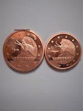 PROMO !!! RARE DISPO 1 + 2 centimes ANDORRE 2014 NEUVES. PROMO !!!!