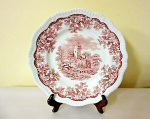 """Spode Archive Collection Regency Series, """"Ruins"""" Plate, Reproduction"""