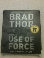 Use of Force: A Thriller Thor, Brad  Book  Audio CD