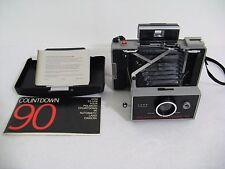 Polaroid Countdown 90 Instant Film Land Camera