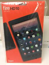 Brand New Amazon Kindle Fire HD 10 hands free Alexa 32GB 7th Gen 2017 Black