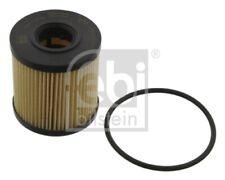 FEBI BILSTEIN Ölfilter 32103 Filtereinsatz für FORD PEUGEOT CITROËN 206 207 FIAT