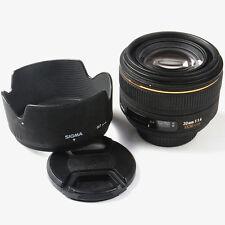 Sigma 30mm/1.4 AF EX DC HSM Weitwinkel für Nikon AF (FN014819)