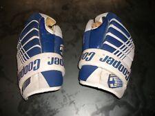 Vintage Cooper Short Cuff Hockey Gloves Senior Size Great Shape Classic Style
