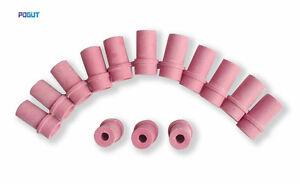 35*15*6mm Ceramic Sandblasting Nozzle Pneumatic Sandblaster Spray Gun Tool 10pcs