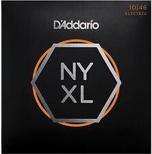 D'addario nyxl1046 le corde per chitarra elettrica regolare luce 10-46 - ULTIMO MODELLO