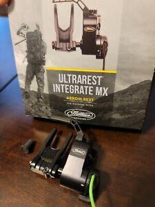 NEW QAD Ultrarest Integrate MX Arrow Rest Black RH Mathews Bows