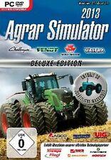 Agro Simulator 2013 Deluxe * allemand guterzust.