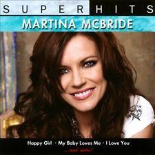 MARTINA MCBRIDE - SUPER HITS NEW CD
