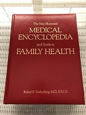The New Illustrated Medical Encyclopedia & Guide to Family Health 8th ed. 1988